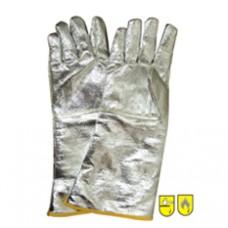 Γάντια θερμοκρασίας αλουμινίου-αραμιδίου