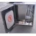 Πυροσβεστική φωλιά ΙΝΟΧ με πόρτα από plexi glass