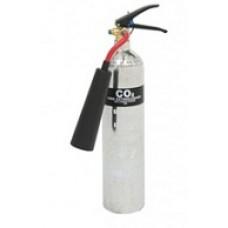 Πυροσβεστήρας CO2 ανοξείδωτος - INOX 2kg