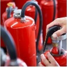 Συντήρηση Αναγόμωση Πυροσβεστήρων