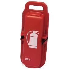 Θήκη Πλαστική Μεταφορά και Προστασίας πυροσβεστήρα 1Kg/1Lt